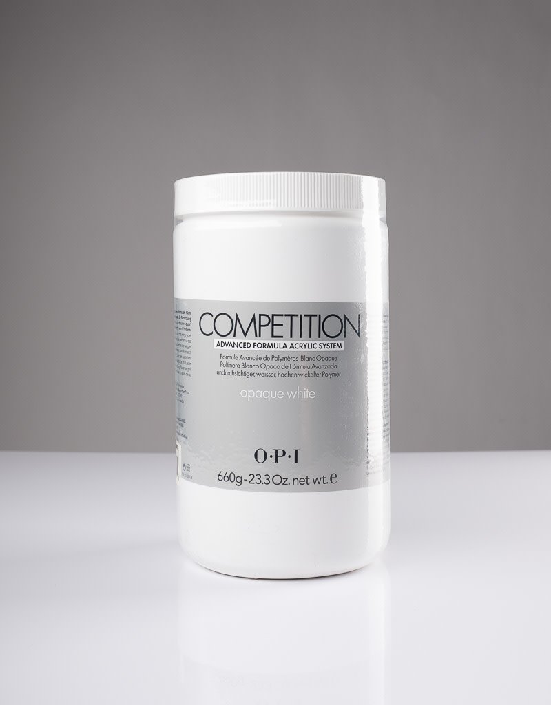OPI OPI Competition - Opaque White - 23.3oz