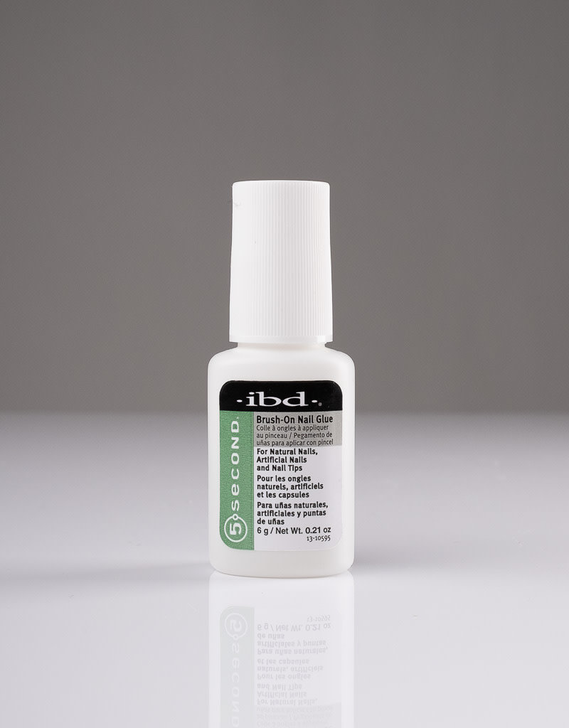 IBD IBD Brush on Nail Glue - 0.21oz
