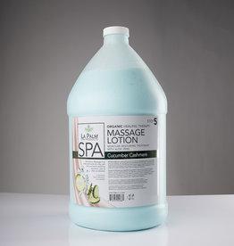 LaPalm LaPalm Massage Lotion - Cucumber Cashmere - 1gal