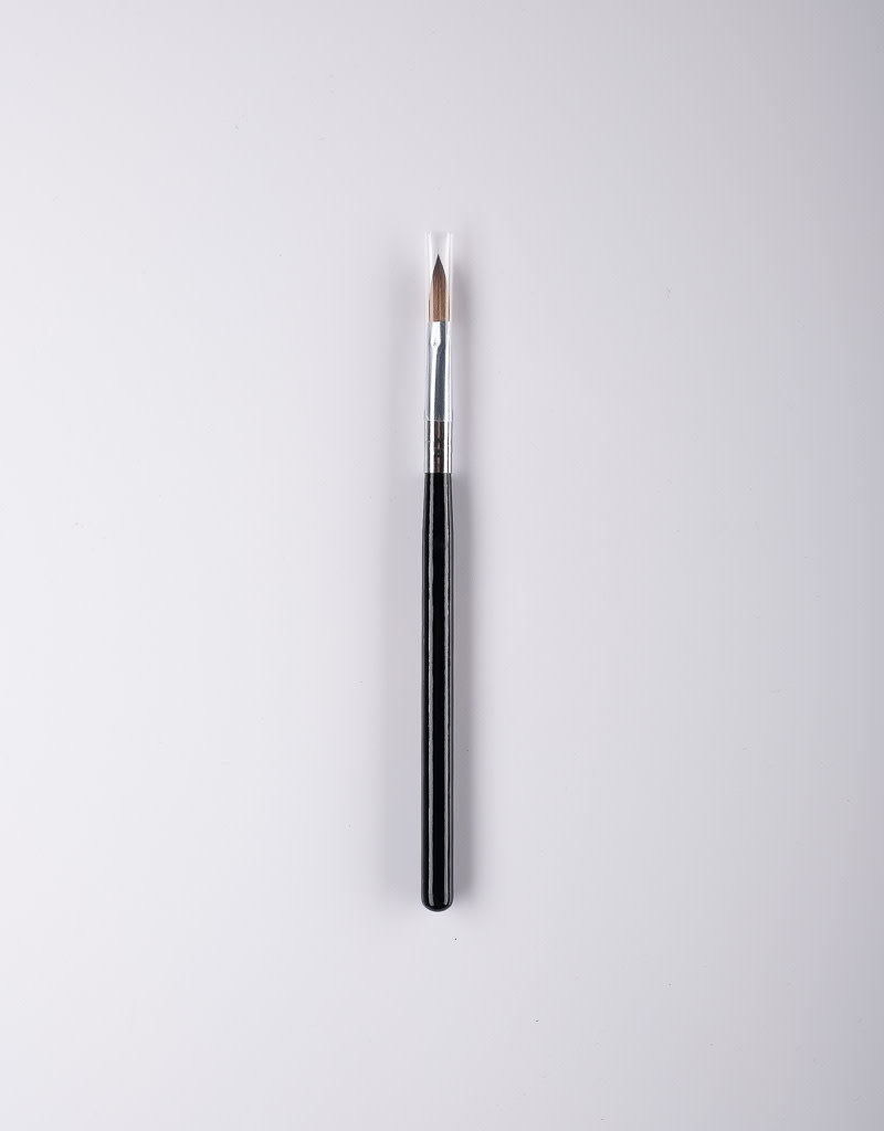 Unik ABS Acrylic Brush - Black #10