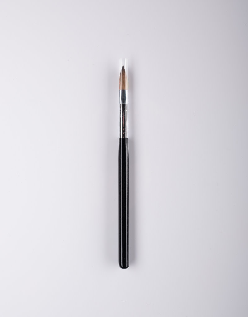 Unik ABS Acrylic Brush - Black #14