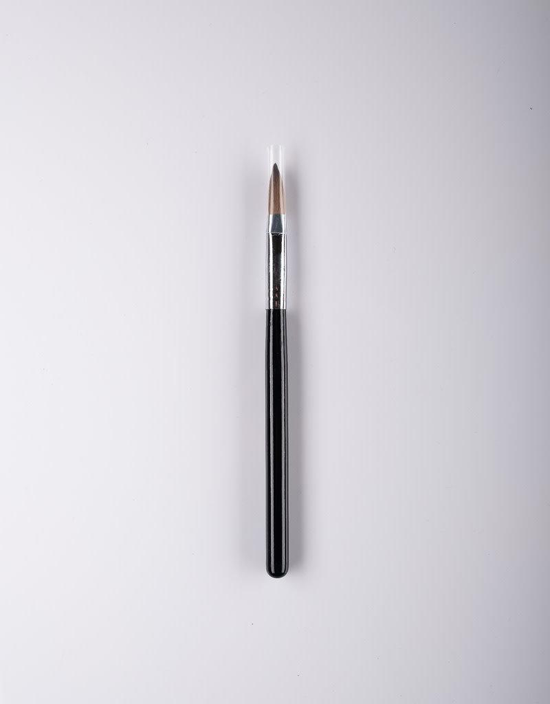 Unik ABS Acrylic Brush - Black #16