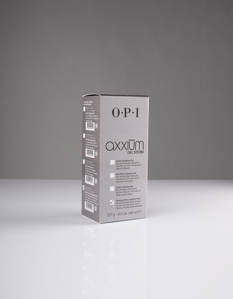 OPI OPI Axxium - Opaque Pink Sculpture Gel - 4.5oz