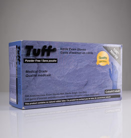 Tuff Tuff Nitrile Gloves - Powder Free - L - Single