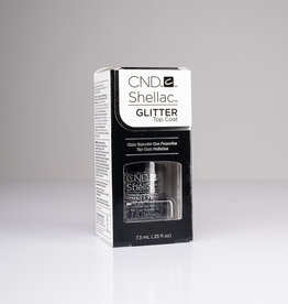 CND CND Shellac - Glitter Top Coat - 0.25oz