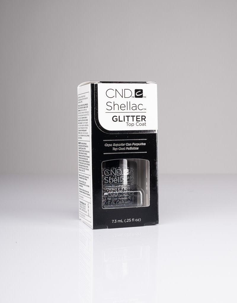 CND CND Shellac - Glitter Top Coat - 0.25oz