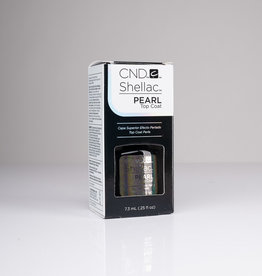 CND CND Shellac - Pearl Top Coat - 0.25oz