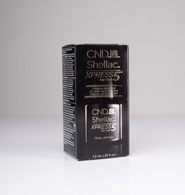 CND CND Shellac - XPRESS5 Top Coat - 0.25oz