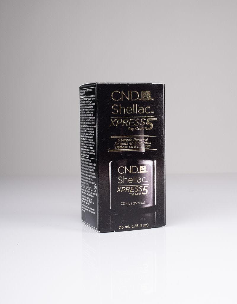 CND CND Shellac - XPRESS5 Top Coat - 0.25oz