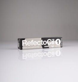 RefectoCil RefectoCil Tint - #1 Pure Black - 15ml