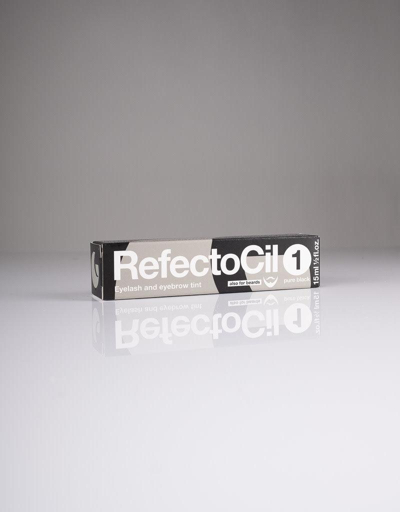 RefectoCil RefectoCil Tint - #1 Pure Black - 15ml