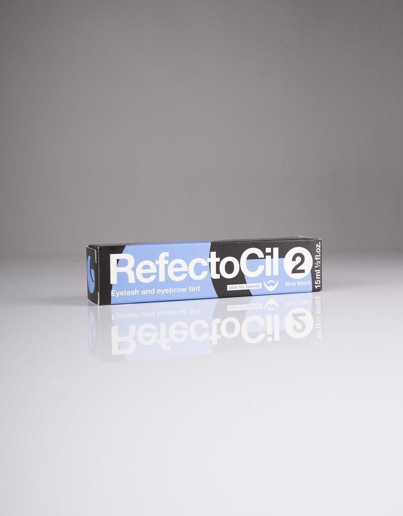 RefectoCil RefectoCil Tint - #2 Blue Black - 15ml