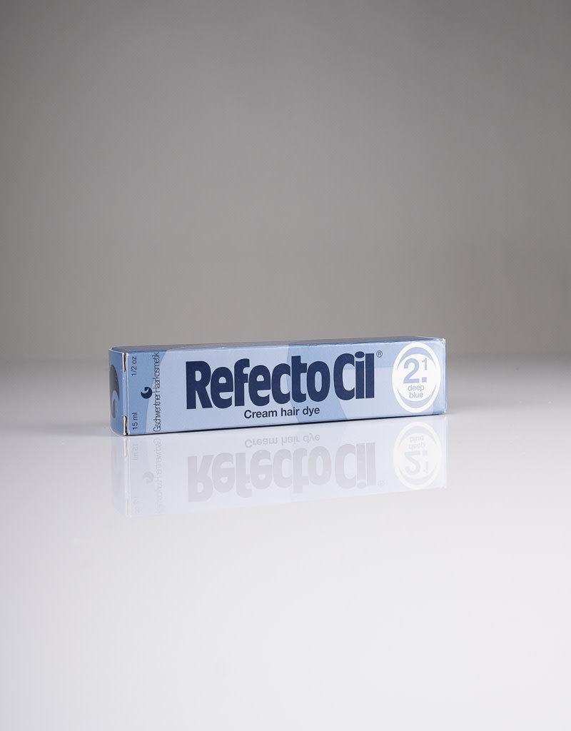 RefectoCil RefectoCil Tint - #2.1 Deep Blue - 15ml