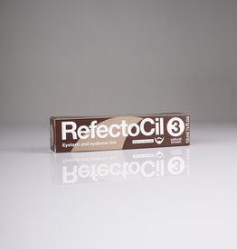 RefectoCil RefectoCil Tint - #3 Natural Brown - 15ml