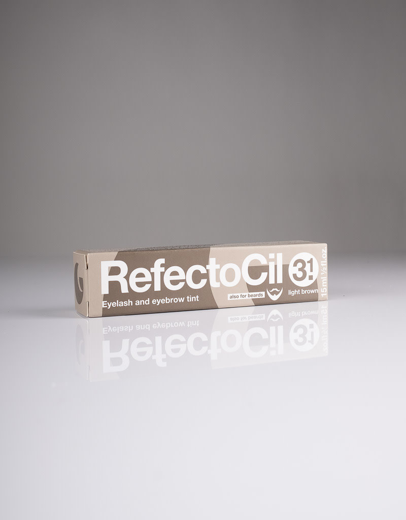 RefectoCil RefectoCil Tint - #3.1 Light Brown - 15ml