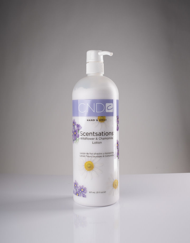 CND CND Scentsations - Wildflower Chamomile - 31oz