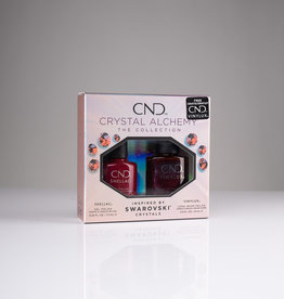 CND CND Crystal Alchemy - Rebellious Ruby - Duo Pack - 2pc