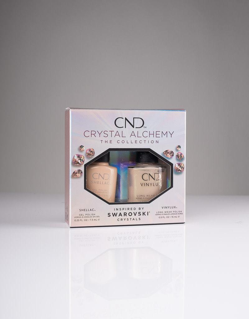 CND CND Crystal Alchemy - Lovely Quartz - Duo Pack - 2pc