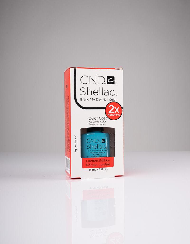 CND CND Shellac LE - Aqua-Intance - 0.5oz