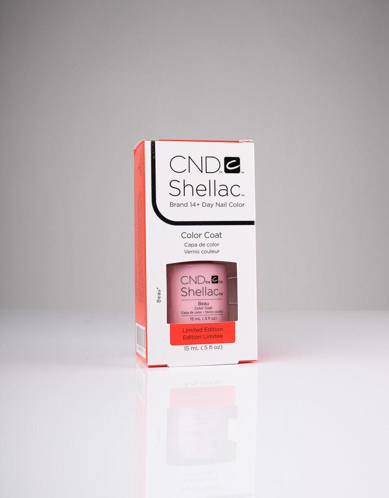 CND CND Shellac LE - Beau - 0.5oz