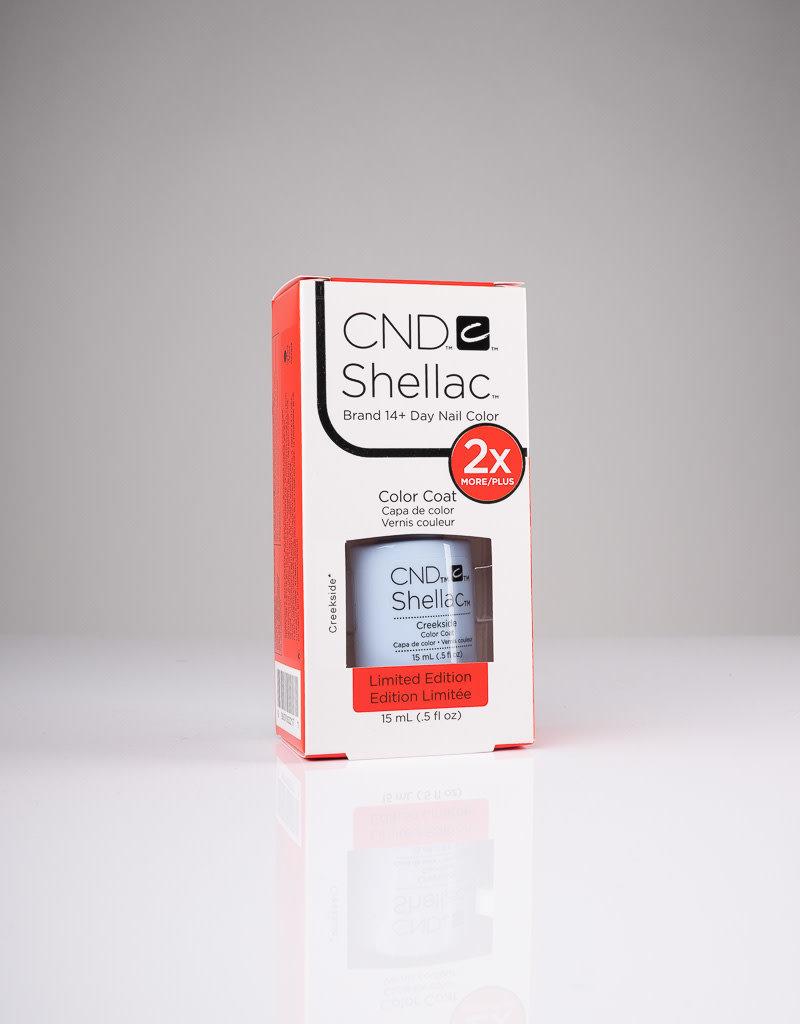CND CND Shellac LE - Creekside - 0.5oz