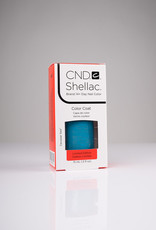 CND CND Shellac LE - Cerulean Sea - 0.5oz