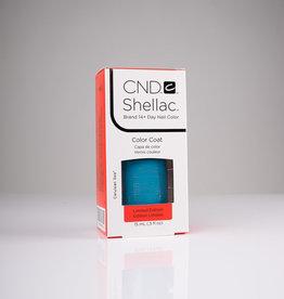 CND CND Shellac LE - Cerulean Sea - 0.5oz