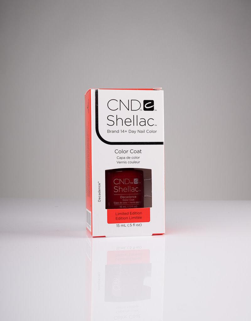 CND CND Shellac LE - Decadence - 0.5oz