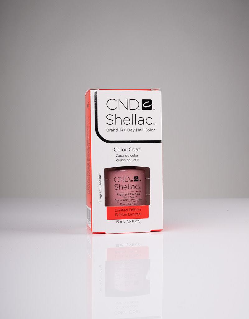 CND CND Shellac LE - Fragrant Freesia - 0.5oz
