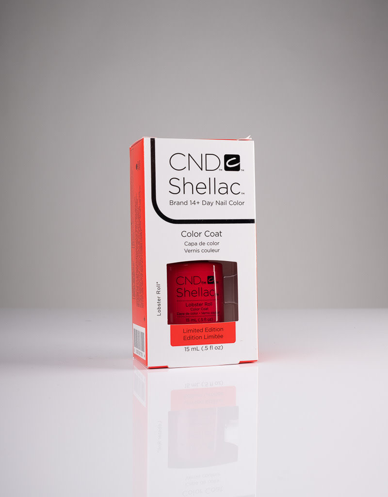 CND CND Shellac LE - Lobster Roll - 0.5oz