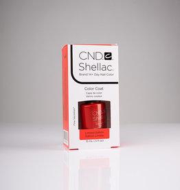 CND CND Shellac LE - Fine Vermillion - 0.5oz
