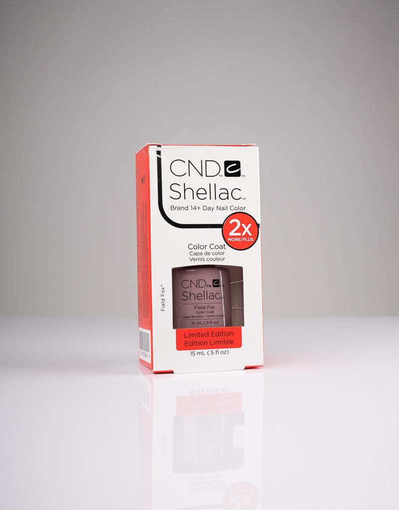 CND CND Shellac LE - Field Fox - 0.5oz