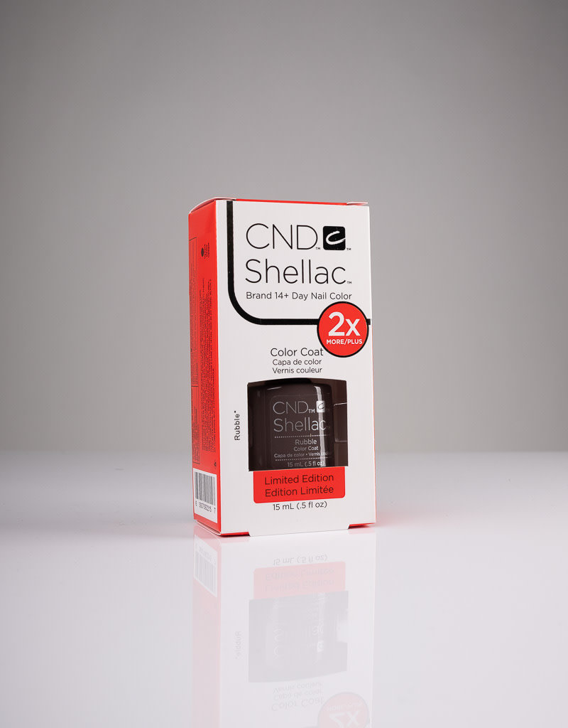 CND CND Shellac LE - Rubble - 0.5oz