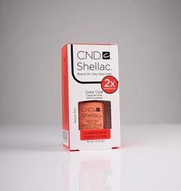 CND CND Shellac LE - Salmon Run - 0.5oz