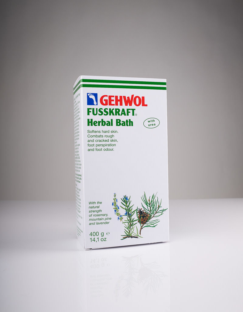 Gehwol Gehwol Fusskraft Herbal Bath - 14.1oz