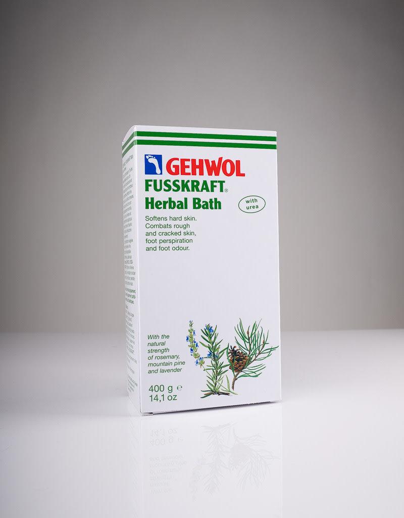Gehwol Gehwol Fusskraft Herbal Bath - 400g.