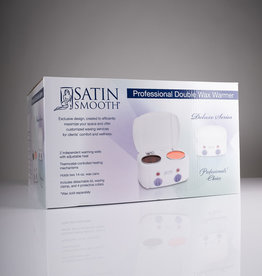 Satin Smooth Satin Smooth Professional Double Wax Warmer