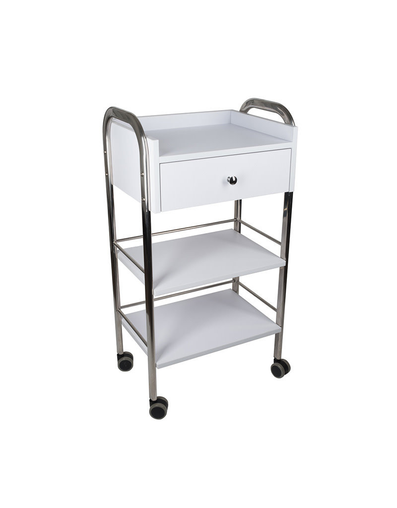 ABS ABS Trolley - DP-6003 - White