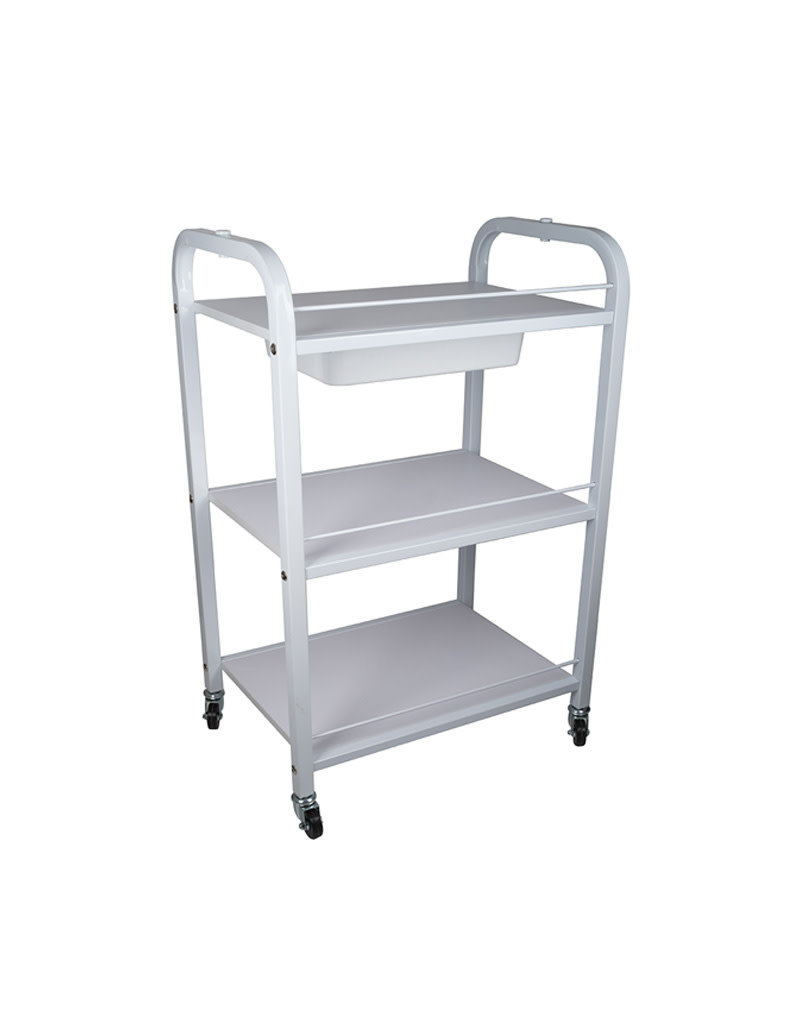 ABS ABS Trolley - DY-111 / PB-111M - White