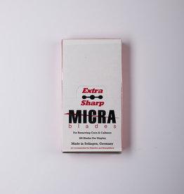 Micra Micra Blades - Box 100pc