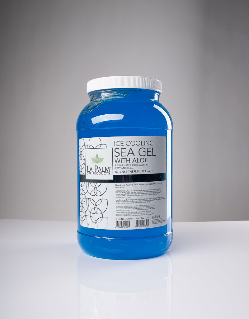 LaPalm LaPalm Ice Cooling Sea Gel with Aloe - 1gal