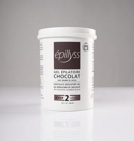 Epillyss Epillyss Wax - Chocolate - 20oz - Single