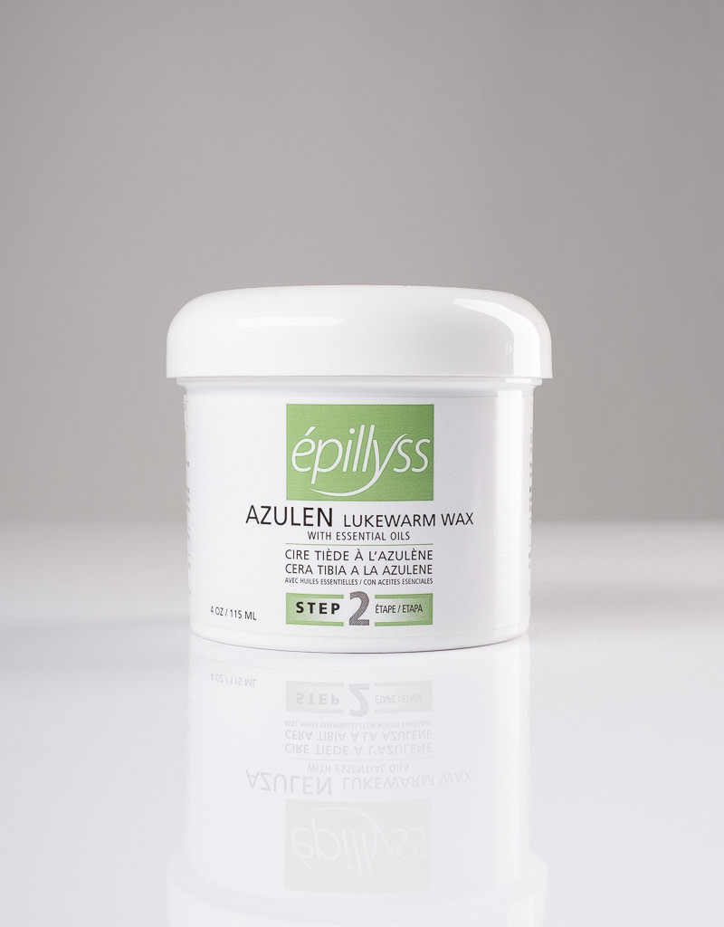 Epillyss Epillyss Wax - Azulene - 4oz - Single