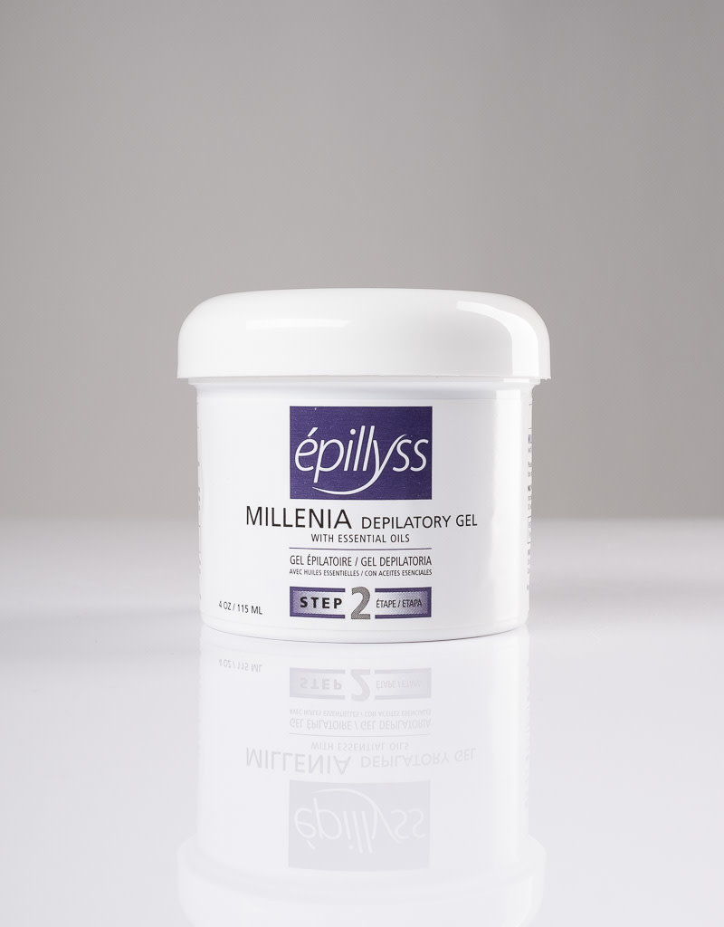 Epillyss Epillyss Depilatory Gel - Millenia - 4oz - Single