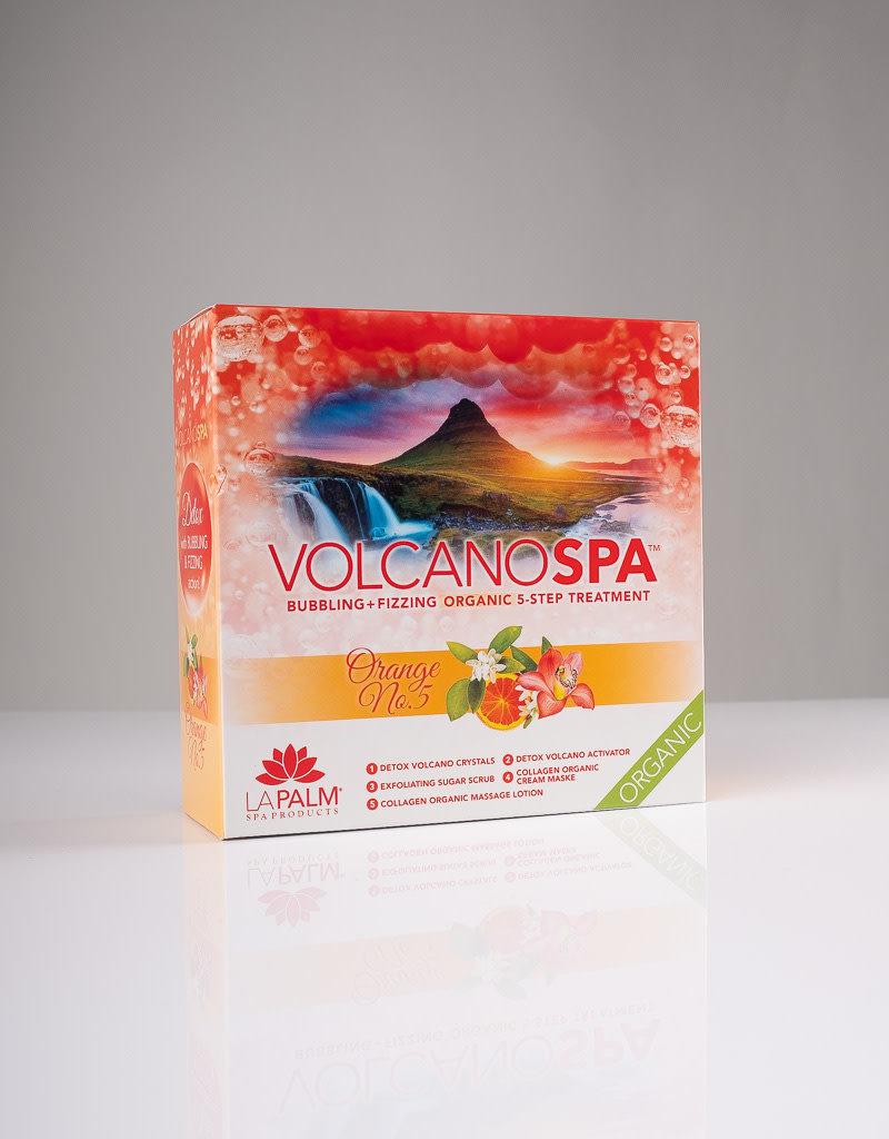 LaPalm LaPalm Volcano Spa - Orange No.5 - Single
