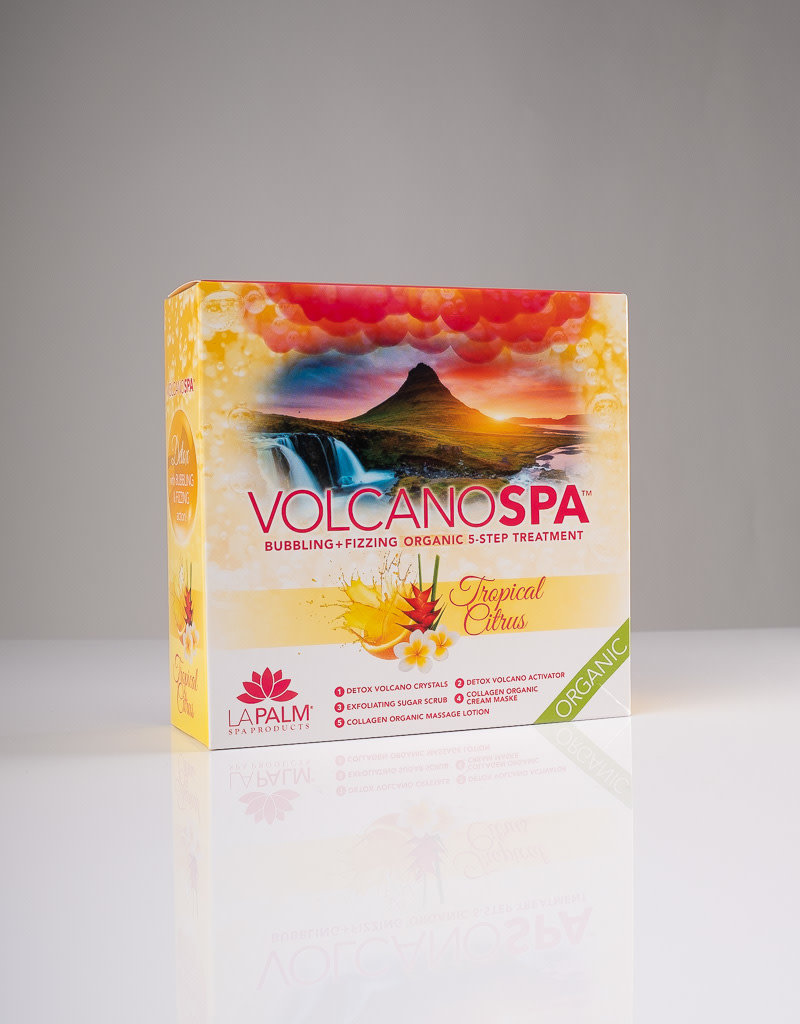 LaPalm LaPalm Volcano Spa - Tropical Citrus - Single