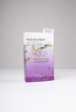 VOESH Voesh Pedi In A Box - Deluxe 4 Step - Jasmine Soothe