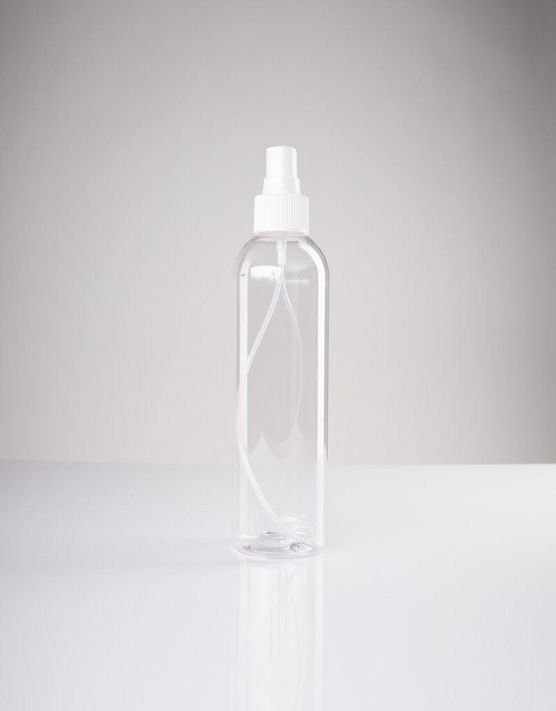 ABS ABS Plastic Spray Bottle Long - 8oz