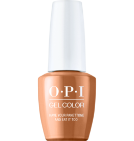 OPI OPI GC - Muse of Milan 2020 - Have Your Panettone and Eat it Too - 0.5oz