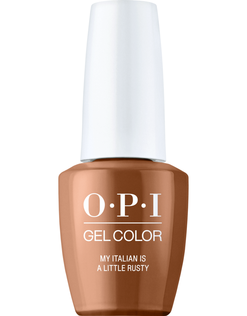 OPI OPI GC - Muse of Milan 2020 - My Italian is a Little Rusty - 0.5oz